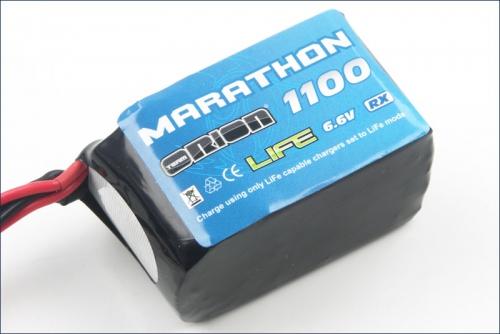Marathon Life Hump RX Pack 1100 30C 6.6V Team Orion ORI12258