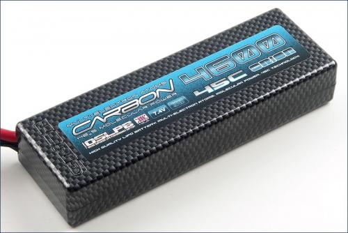 Molek-LiPo 4600 7,4V 45C Racepack S-Plug Team Orion ORI14022