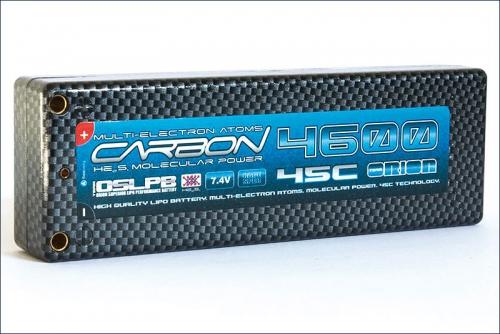 Carbon Molecular Race Power Pack 4600 Team Orion ORI14030