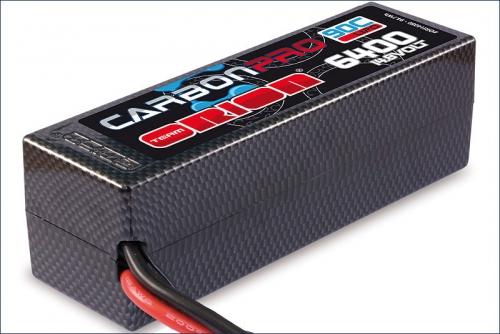 Carbon Pro 6400mAh 90C 14,8V Deans Team Orion ORI14050