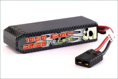 Carbon XX LiPo 1050 6.6 V 60C Team Orion ORI15123