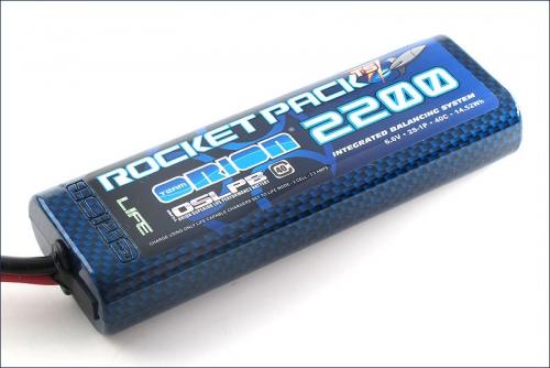 Rocket TS Stick Pack LiFe 2200 IBS Tam Team Orion ORI15128