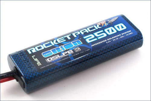 Rocket TS Stick Pack LiFe 2500 IBS Deans Team Orion ORI15130