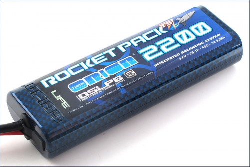 Rocket TS Stick Pack LiFe 2200 IBS Deans Team Orion ORI15131