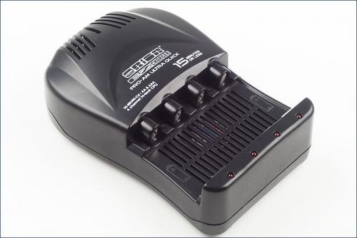 Ladegeraet EZ Pro-Am Ultra Quick 12/230V Team Orion ORI30403