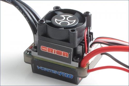 BL-Regler Vortex R10 Sport 45A, 2-3 Team Orion ORI65106