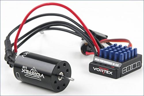 Vortex Combo 1/18 6000KV mit 25A Regle Team Orion ORI66003
