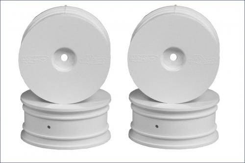 Felge  JB Disc 24 mm, Weiß, (4), Soft Team Orion ORI73000