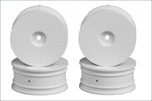 Felge  JB Disc 24 mm, Weiß, (4), Hart Team Orion ORI73001