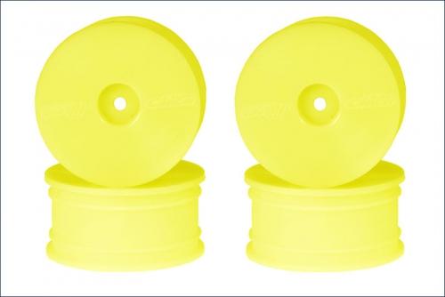 Felge  JB Disc 26 mm, Gelb, (4), Hart Team Orion ORI73105