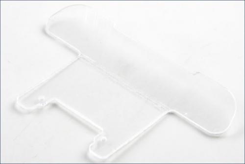 Stossfaenger Polycarbonat, 31mm Kyosho R246-1033