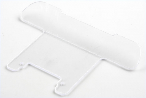 Stossfaenger Polycarbonat, 36mm Kyosho R246-1034
