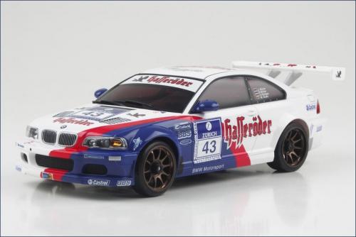 Karosse BMW M3 GTR Nurburgring24h 2003 Kyosho R246-1115