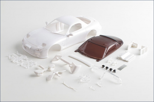 Karosserie 1:24 Mazda RX-7 FD3S. o. L. Kyosho R246-1140