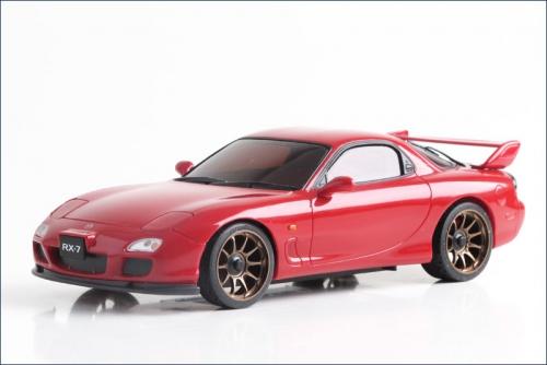 Karosse Mazda RX-7 FD, rot Kyosho R246-1142