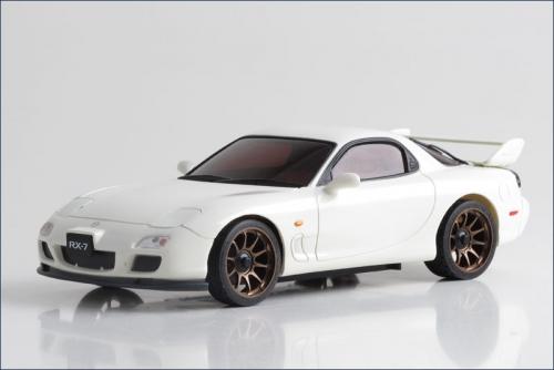 Karosse Mazda RX-7 FD, weiss Kyosho R246-1143