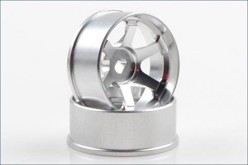 Felgen Ray´s TE37 Off-set 3.5mm, silber Kyosho R246-1452