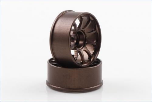 Felgen CE28N 0.5 mm Off-Set, bronze Kyosho R246-1511