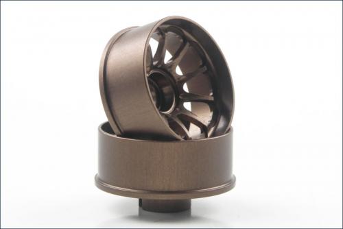 Felgen CE28N 3.5 mm Off-Set, bronze Kyosho R246-1571