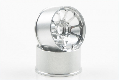 Felgen Ray´s CE28N Off-set 1.0mm, silber Kyosho R246-1692