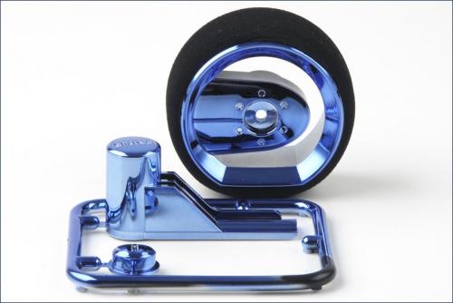 Lenkrad PRO Fit, blau-metallic Kyosho R246-1903