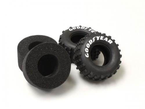 Reifen hinten, medium (2) Kyosho SCT-02MKY 1-SCT-02MKY