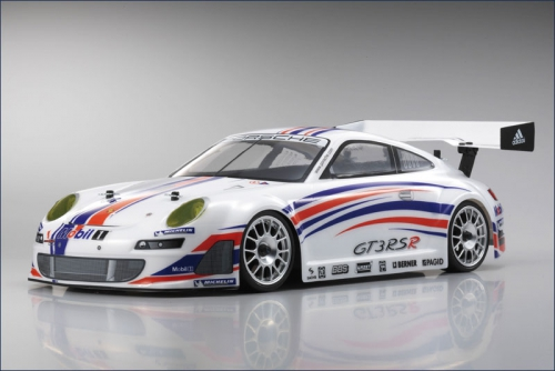 Karosserie 1:10 Porsche 911 GT3 RSR, lac Kyosho VZB-13