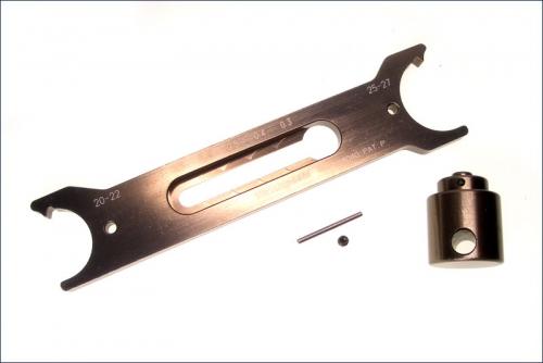 Zahnradschluessel 2-Gang-Getriebe Kyosho VZW-40
