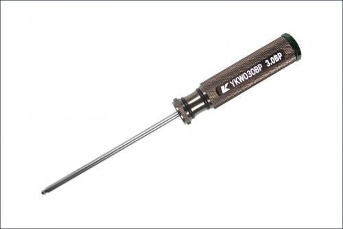 Innensechskantschluessel Kugel 3mm Kyosho YKW-30BP