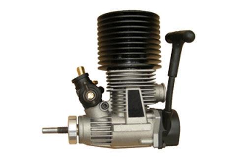 DHK .21 Motor m.Anreißstarter (SG Welle) DHK