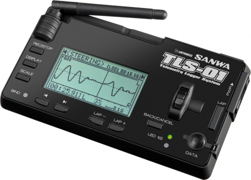 Telemetrie Logger System TLS-01 LRP 101A30672A