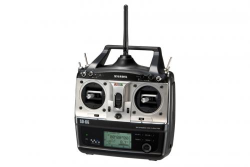 SD-6G 2,4GHz M1 Set - gebraucht LRP 101U30107A