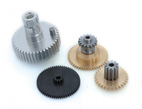 Servogetriebe Set (HVS-ZS/SRG-CR/BR) LRP 107A53772A