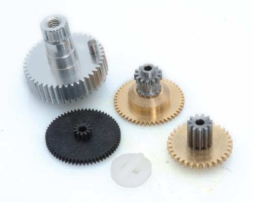 Servogetriebe Set (SRG-BZ) LRP 107A53792A
