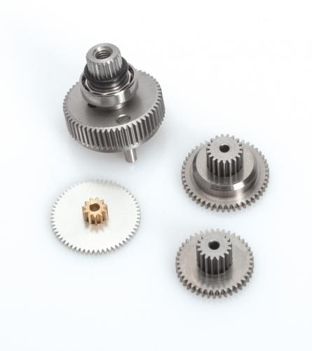 Servogetriebe Set (ERS-961) LRP 107A54153A
