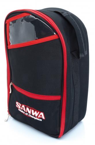 Sanwa Sendertasche 2 (schwarz/rot) LRP 107A90353A