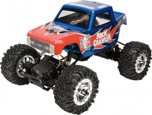 Rock Crawler Karosserie (lackiert) LRP 112958
