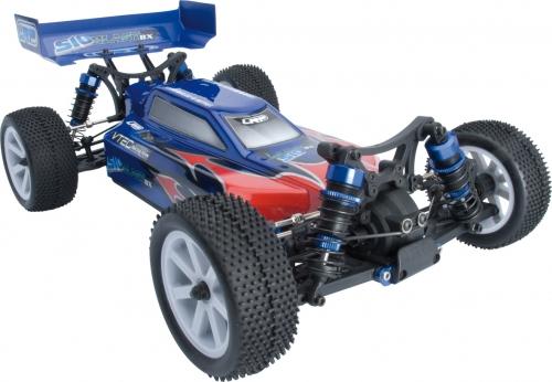 Karosserie unlackiert - S10 BX LRP 120969
