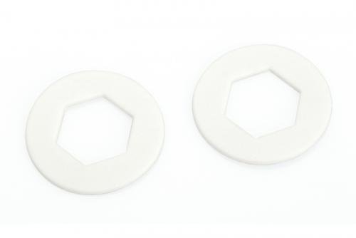 Teflon Slipperpads (2S ST) - S10 LRP 122166