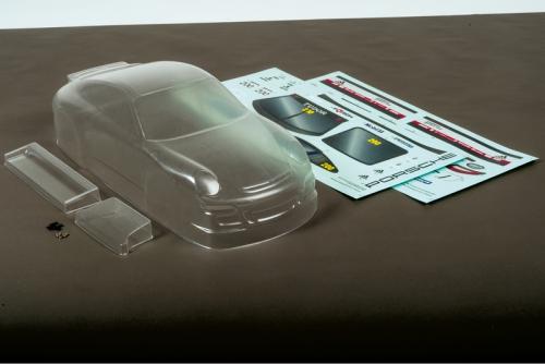 Karo unlack. HD Porsche GT3 Cup S10 TC LRP 122176