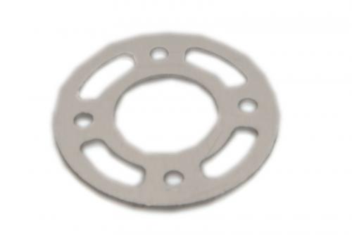 Alu Motordistanzplatte - S10 Twister SC LRP 124095