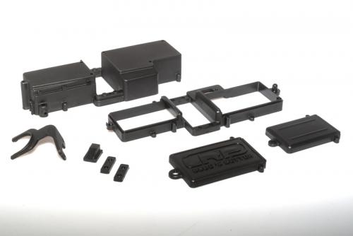 Empfänger- + Akkubox Plastikteile - S8 LRP 132002