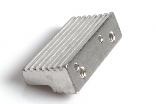 Motorhalter (silber) - S8 TX RTR LRP 132305