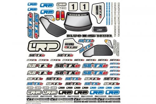 Dekorbogen - S8 TXe LRP 132311