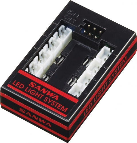 LED Licht Set (Front, Heck, Blinker) LRP 191A02841A