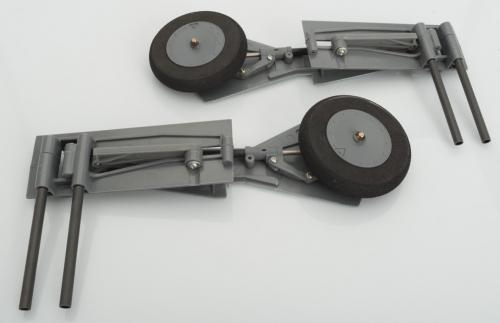 F-1132 Focke-Wulf FW-190 Hauptrad (2St.) LRP 212485