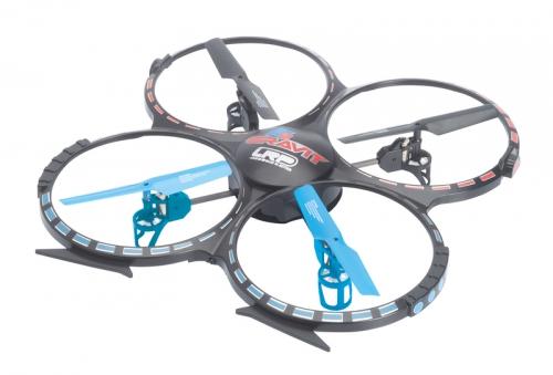 H4 Gravit 2.4 Ghz Quadrocopter LRP 220701