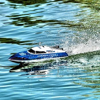 LRP Deep Blue 340 2.4GHz Racing Boot RTR LRP 310102