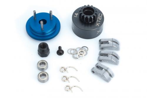 WorksTeam Buggy Kupplungsset 33.5mm/14Z LRP 37501