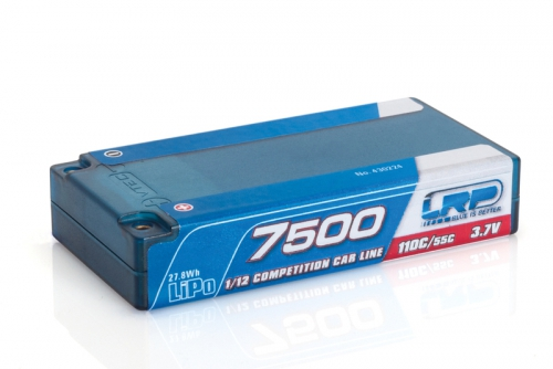 LRP 7500 1/12 1S LiPo CCL Hardcase LRP 430224